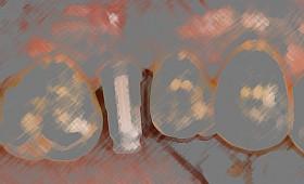 Einteiliges Zirkonimplantat im Oberkiefer